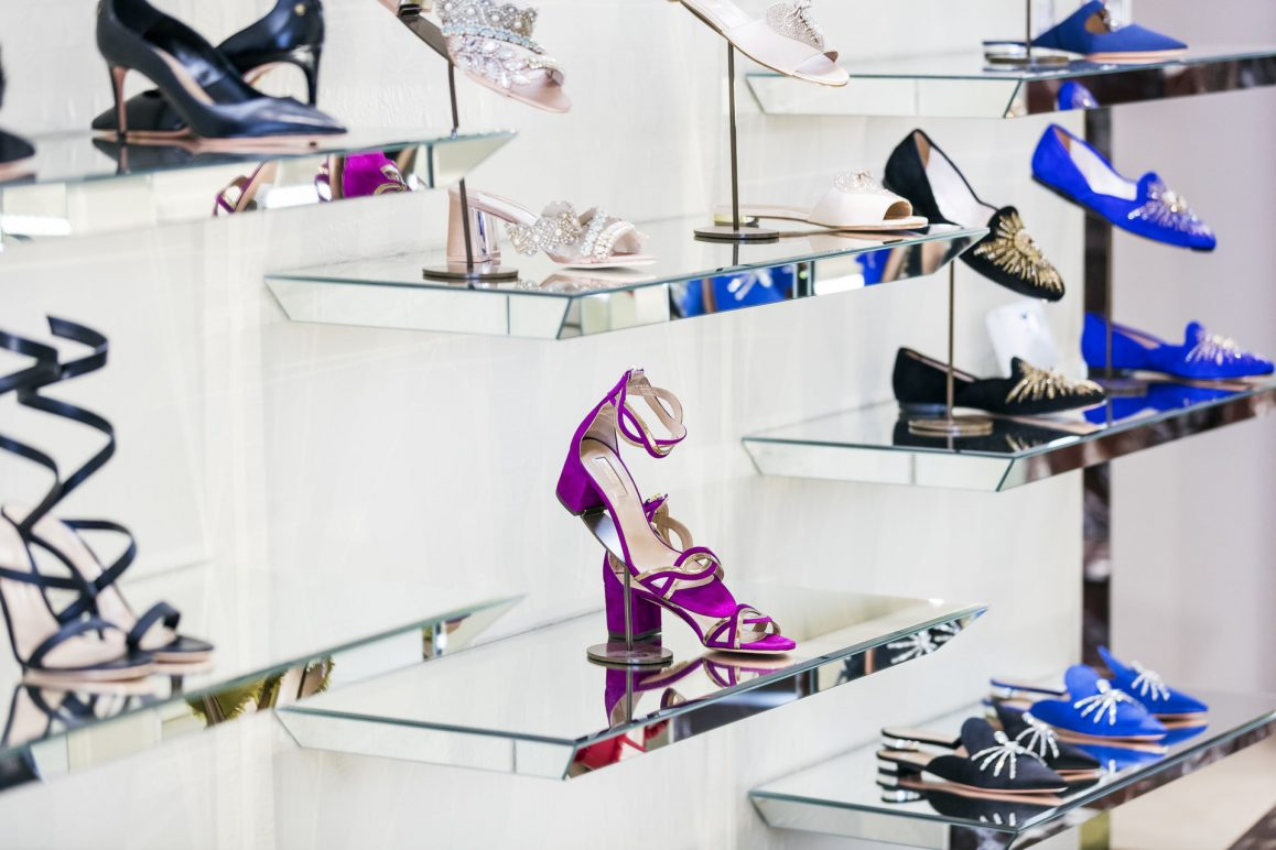 Boutique Heavenly shoes