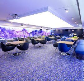Zámeček Petrovice – hotelový bowling