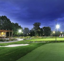 Golf Park Lhotka – restaurant